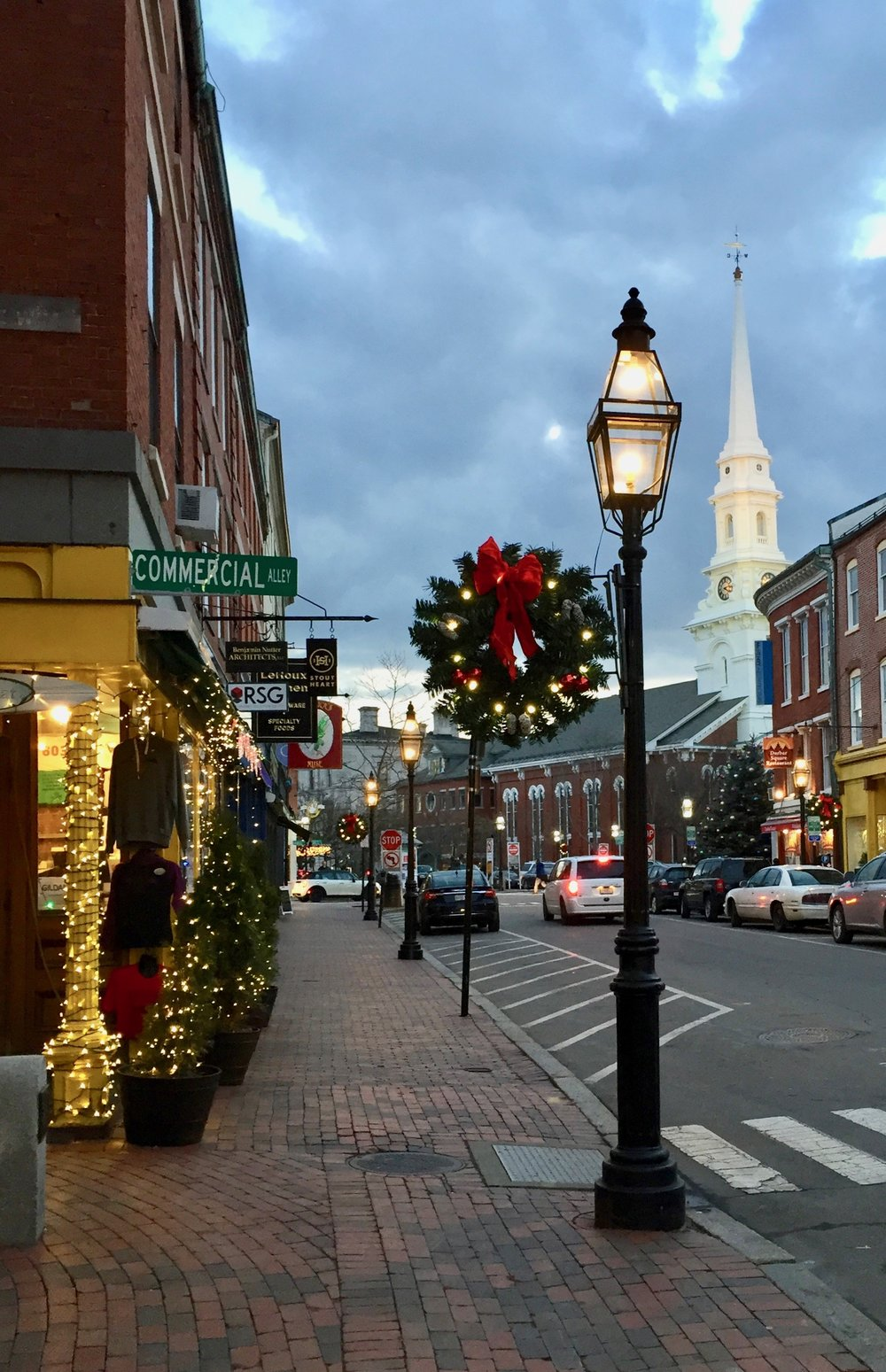 Portsmouth New Hampshire Downtown at Christmas .jpg