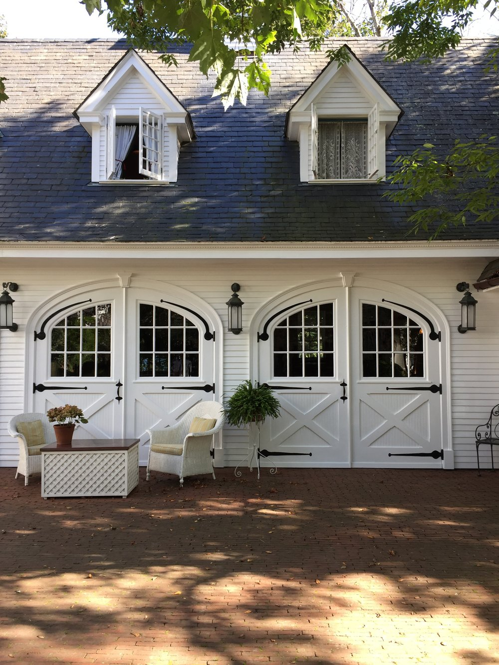 Carriage House The Charlotte Inn Edgartown New England Fine Living