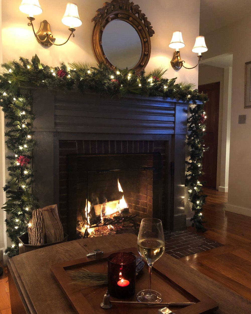A New England Style Christmas