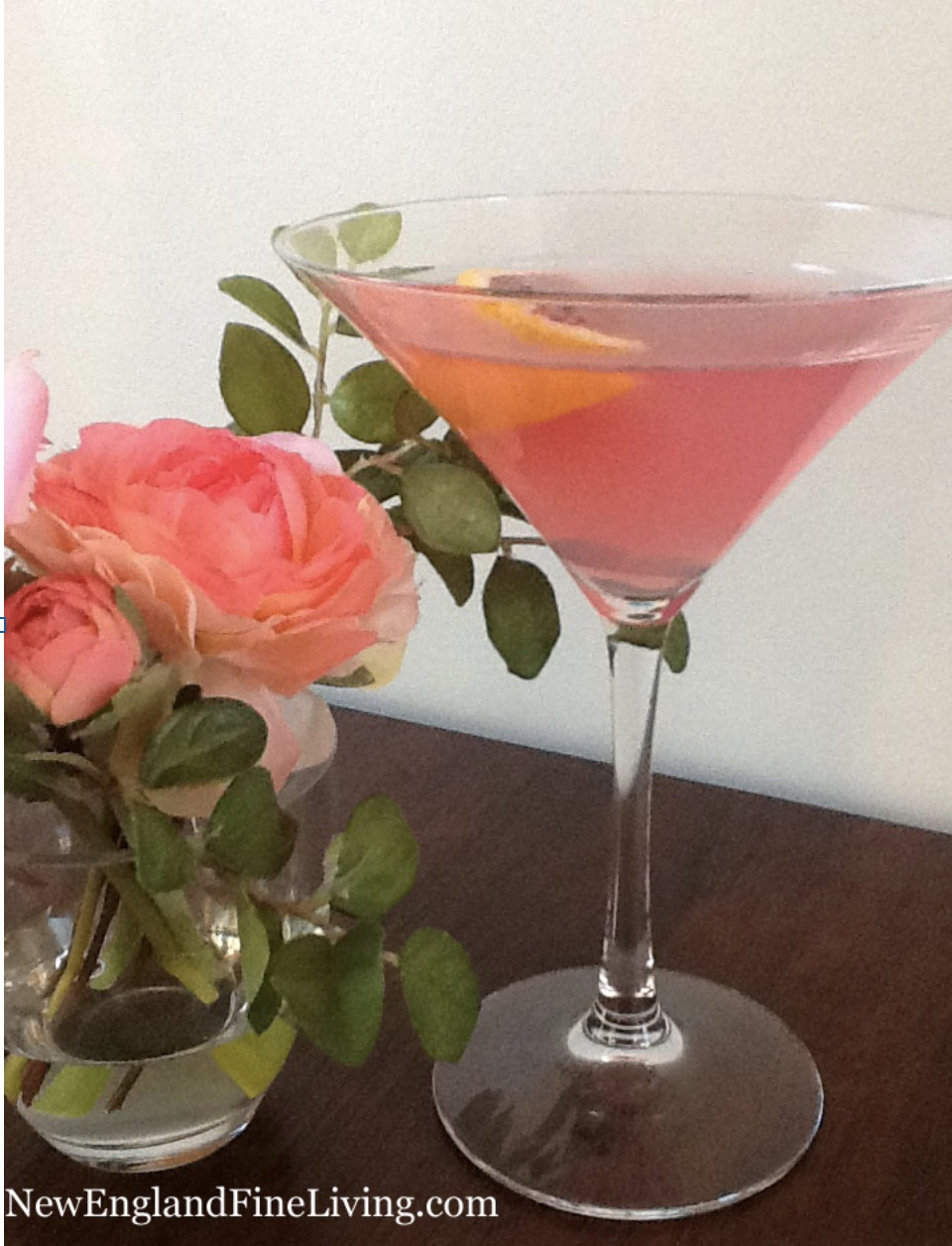 cocktail made with Passion flower liquor