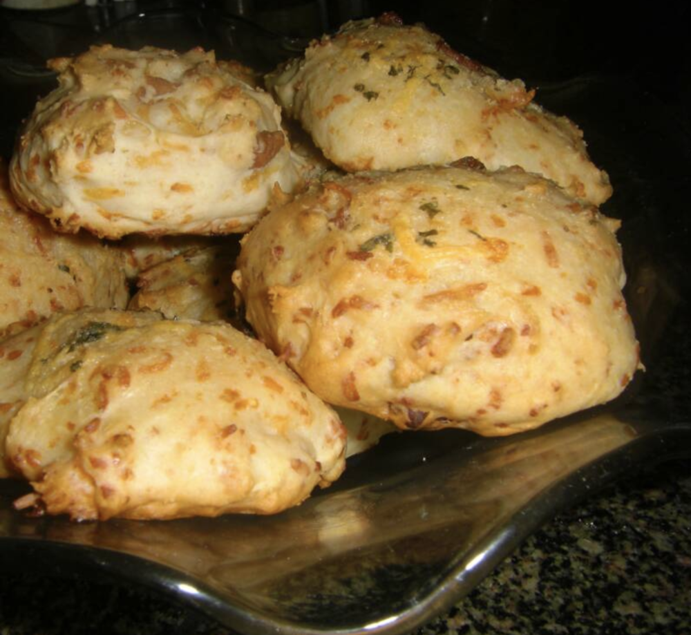 bacon cheddar biscuit recipe
