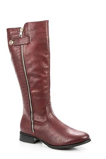 Pavers, Smart Knee Length Boot, £44.99