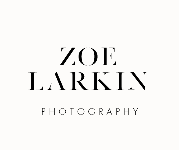 Zoe Larkin Photography: Branded by Miss Poppy Design