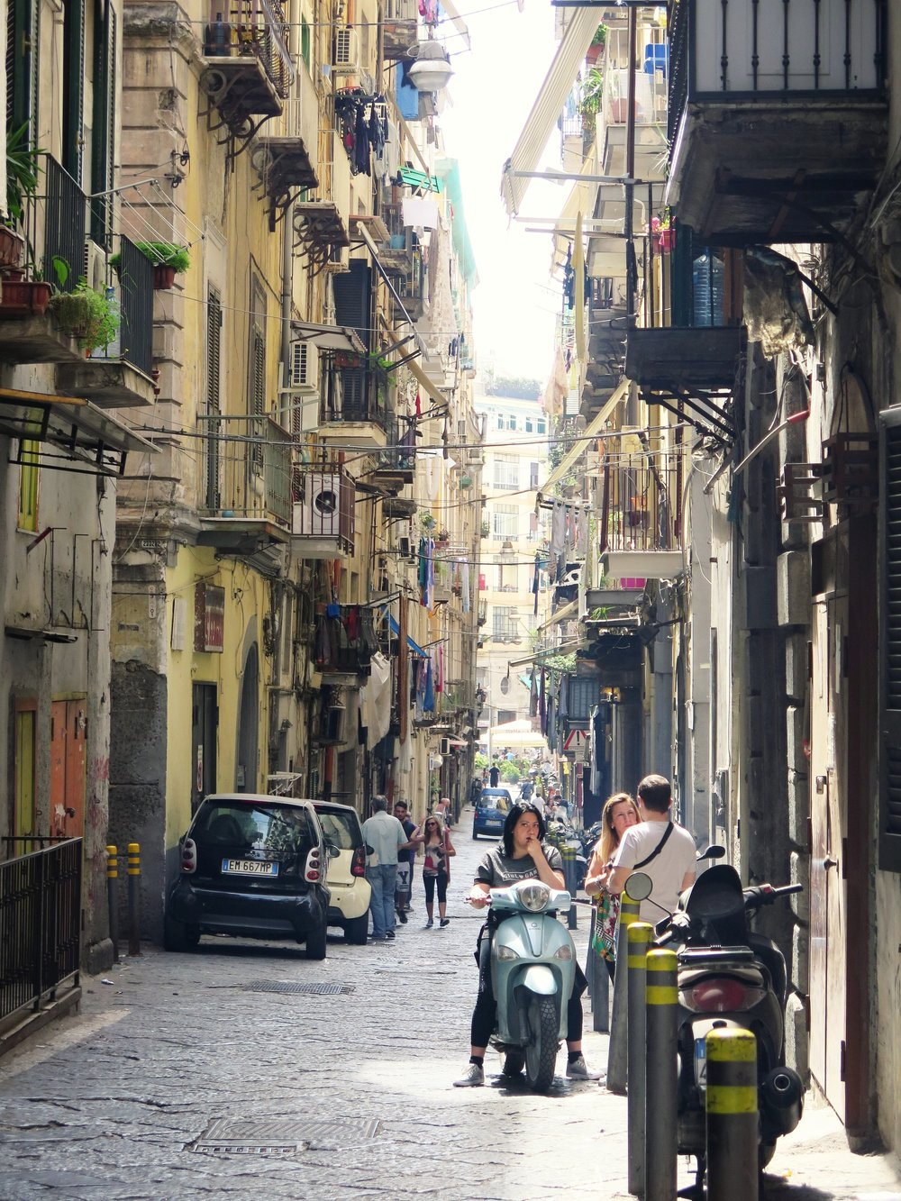 The Spanish Quarter