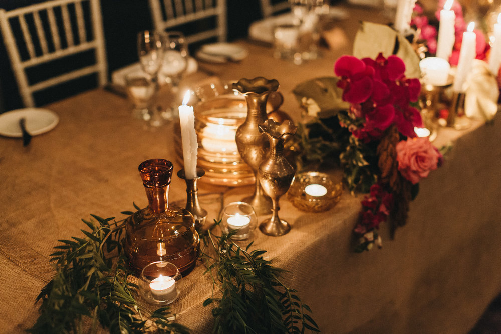 Bohemian Wedding Reception Sydney 2