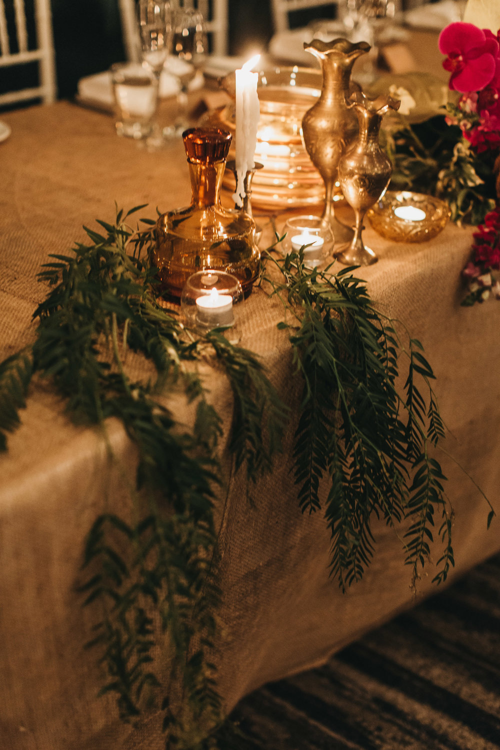 Bohemian Wedding reception sydney 7