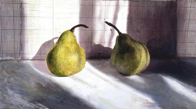 Paintings 2001-2003