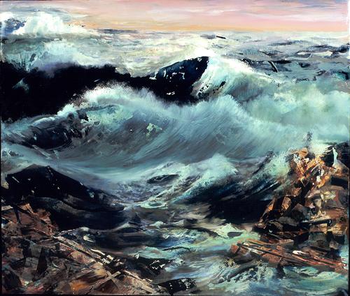 Paintings 2008-2009