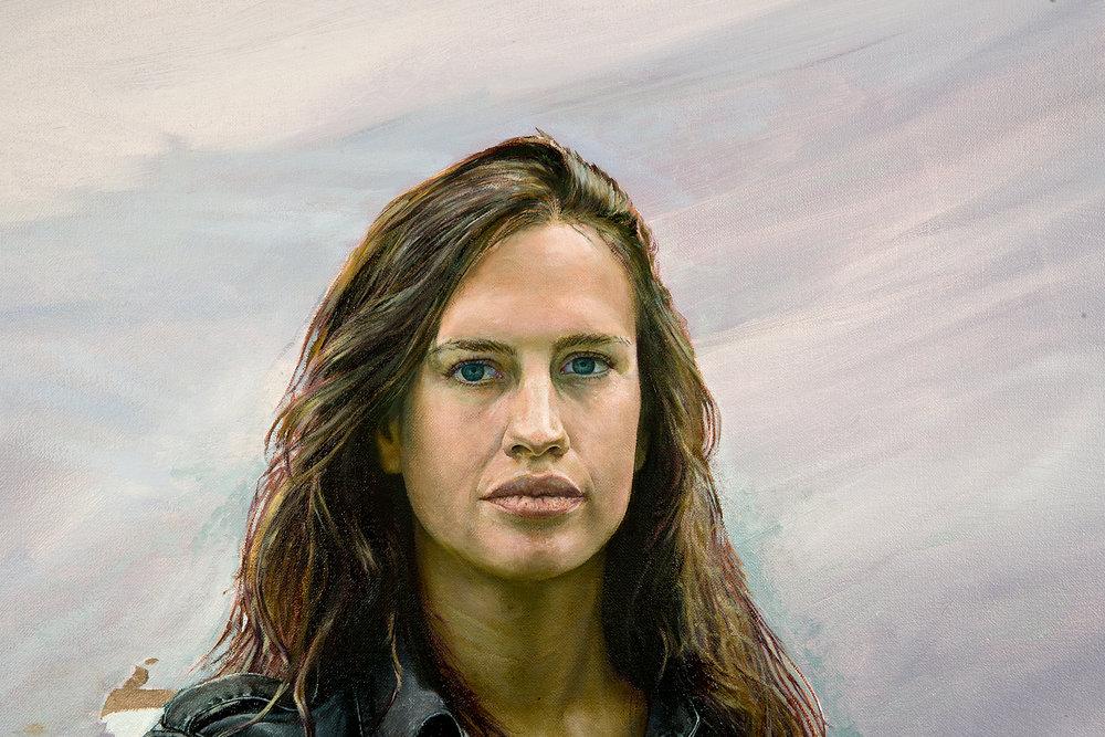 The Artist (detail)