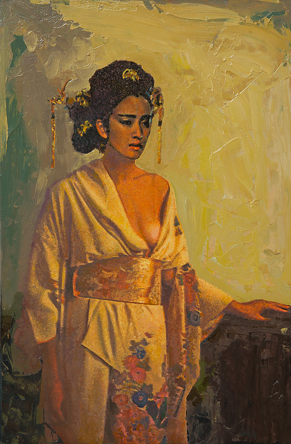 Ayako,Tokyo Geisha II