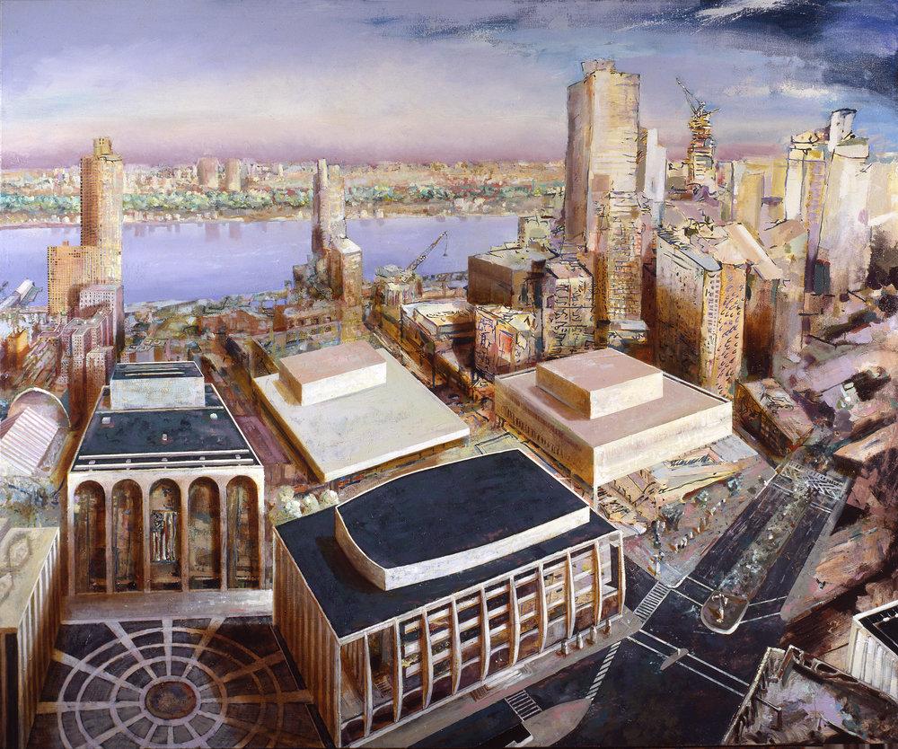 Manhattan, Jane's View