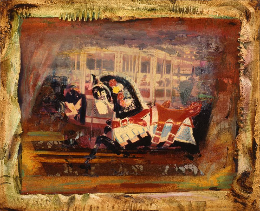 Black Horse Carrousel