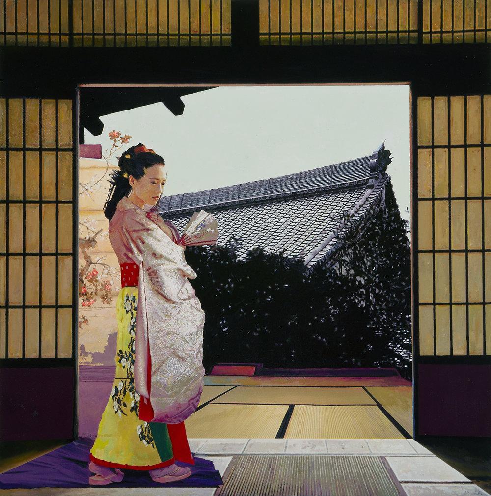 The Precious Camellia of Yaegaki
