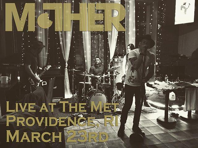 Playing The Met tonight with @deadfishhandshake @lowertheveil @psyclemusic . 8pm doors. Come jam! . .  #rockyourmother #rockband #blues #rocknroll #livemusicrhodeisland #livemusic #providence