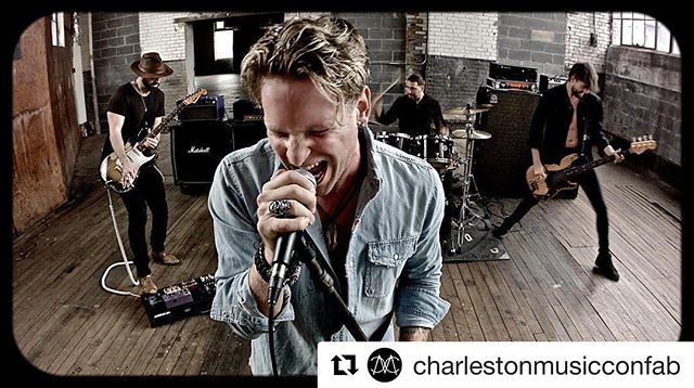 As we are getting ready to head to the studio...our show schedule has been a bit light. We are happy to announce being a part of the @charlestonmusicconfab in Charleston, SC this year. Show dates to be announced soon! . #Repost @charlestonmusicconfab with @get_repost ・・・ It's #Charleston #Music #Confab2018 artist #32 - @rockyourmother from New York, New York! Complete Showcase lineup with date, venue & ticket info set Friday, July 6th! Get an All Access Badge now to see more than 50 artists & meet more than 50 music industry pros: www.CharlestonMusicConfab.com! . . #rocknroll #south #headingsouth #southerncharm #blues #confab #charleston #southcarolina #tour #live #music #festival #groove #summer #jam
