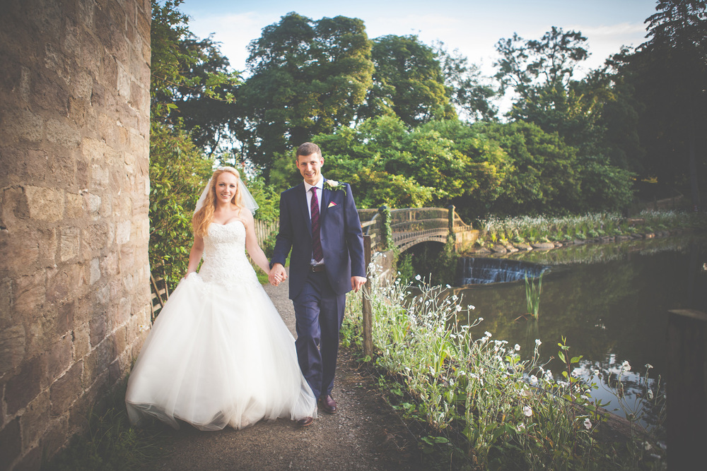 James and Charlotte's - Ripley Castle Wedding