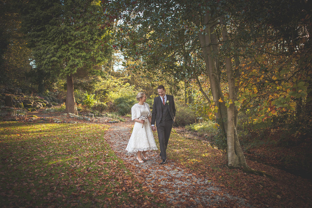 Katie and Jez's - Wedding at Mitton Hall