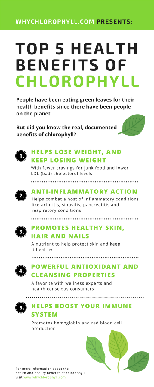 chlorophyll-benefits-health-beauty