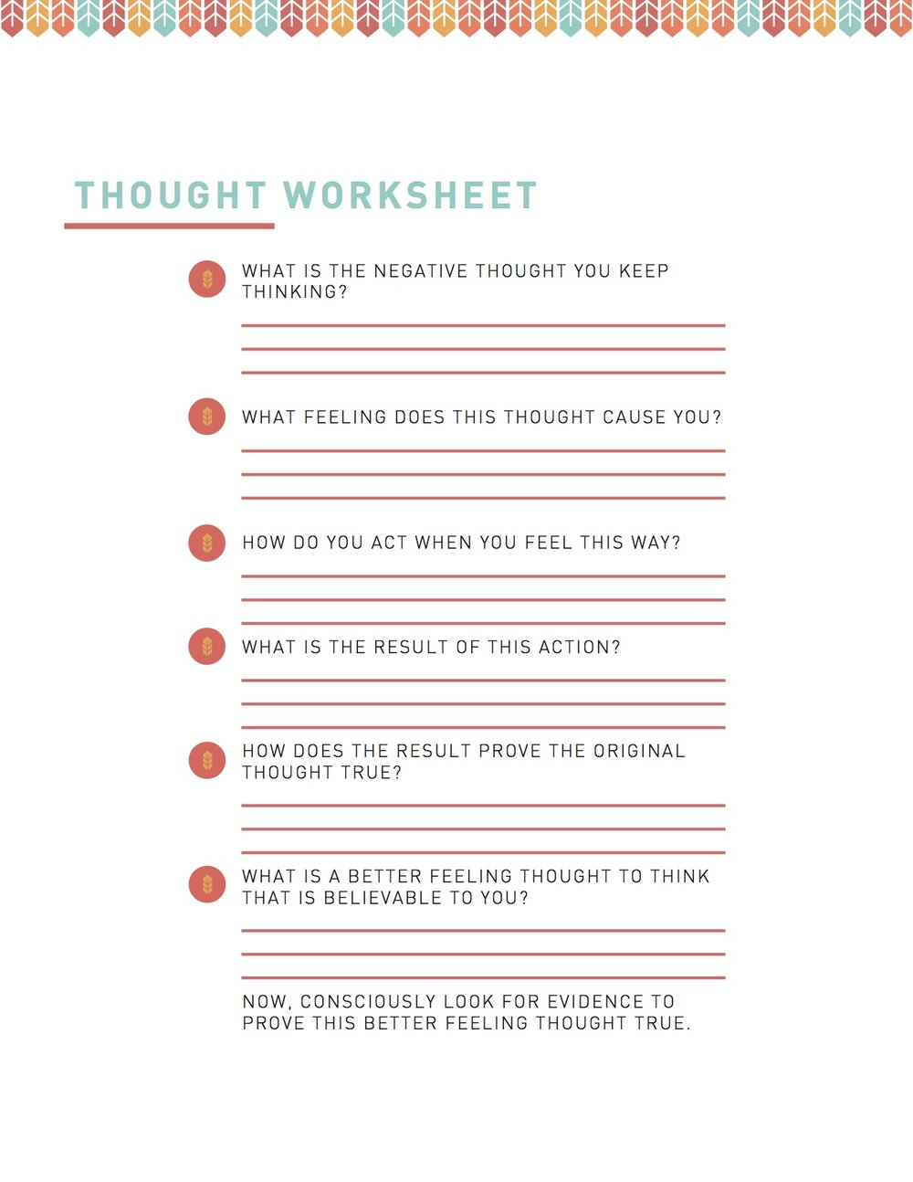 Pop-Up worksheet