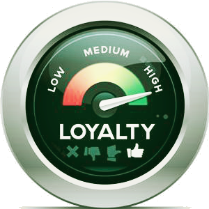 Employee engagement and loyalty gauge