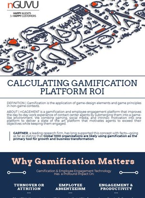 gamification roi calculate infographic