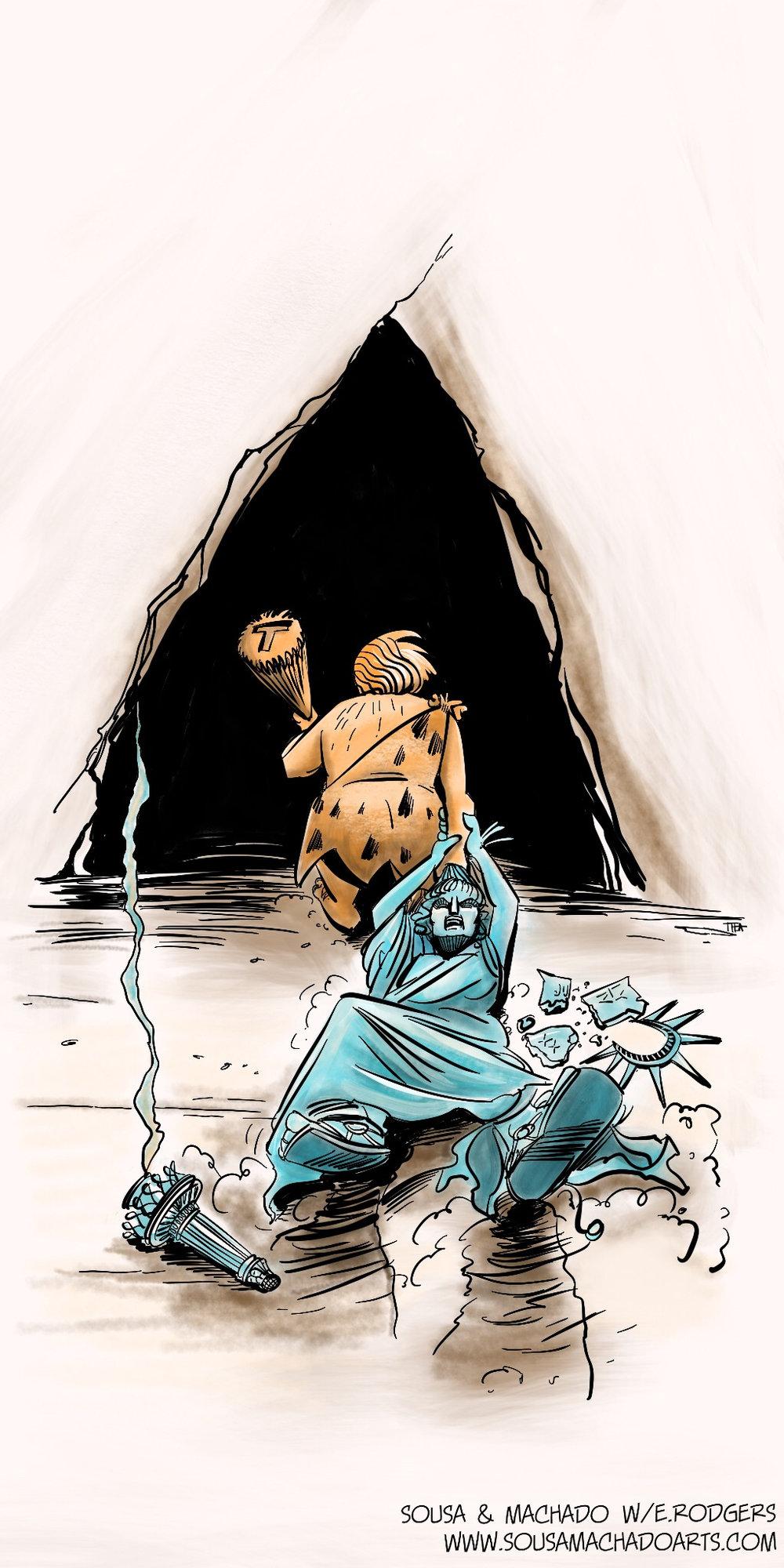 Cave Trump