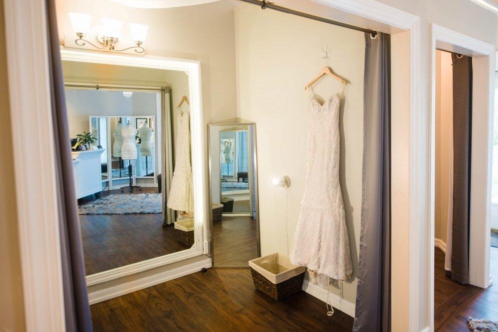 Bridal Alterations Birmingham