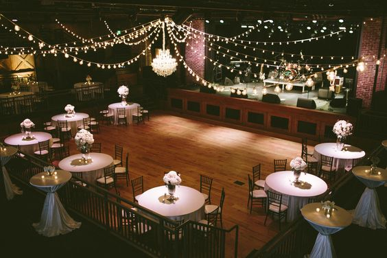 Downtown Birmingham Wedding Venues
