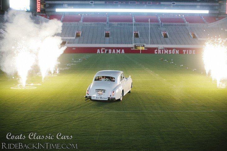 Birmingham Wedding Transportation