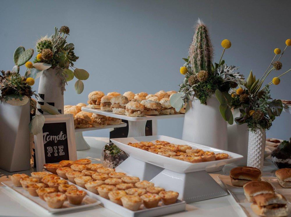 Birmingham Wedding Caterers
