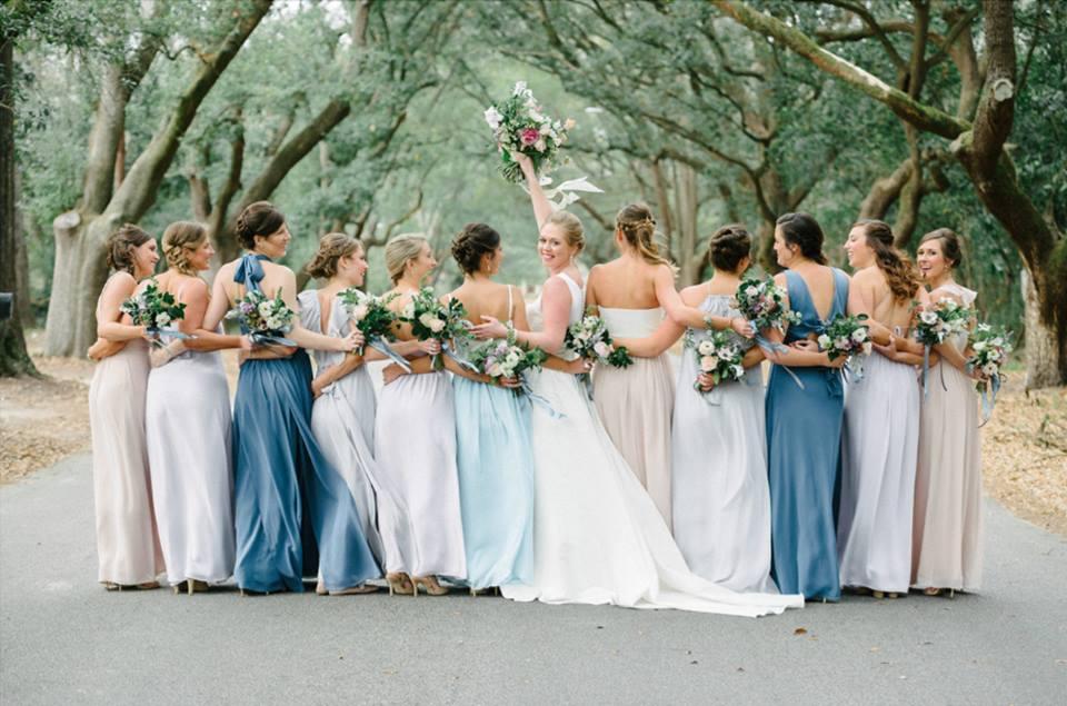 Birmingham Bridesmaid Dresses