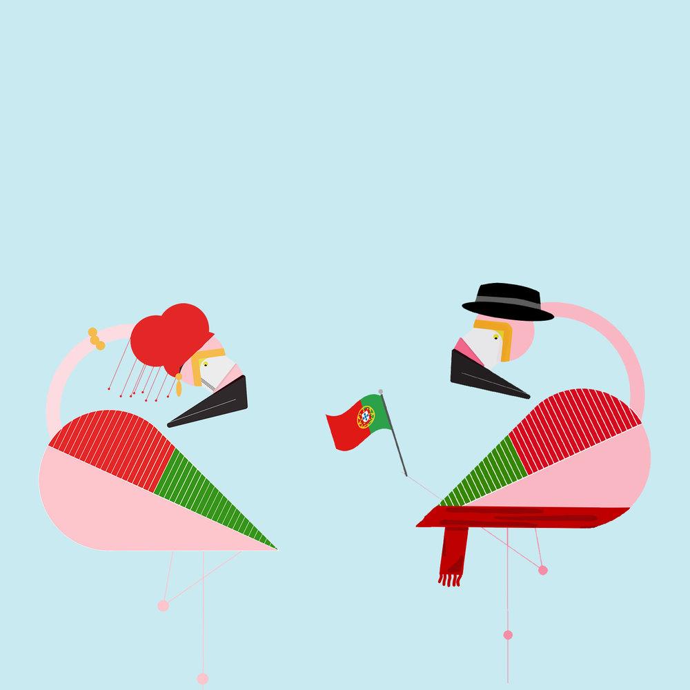 Portuguese -