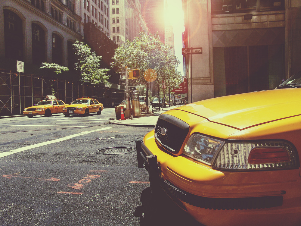 taxi-new-york-city