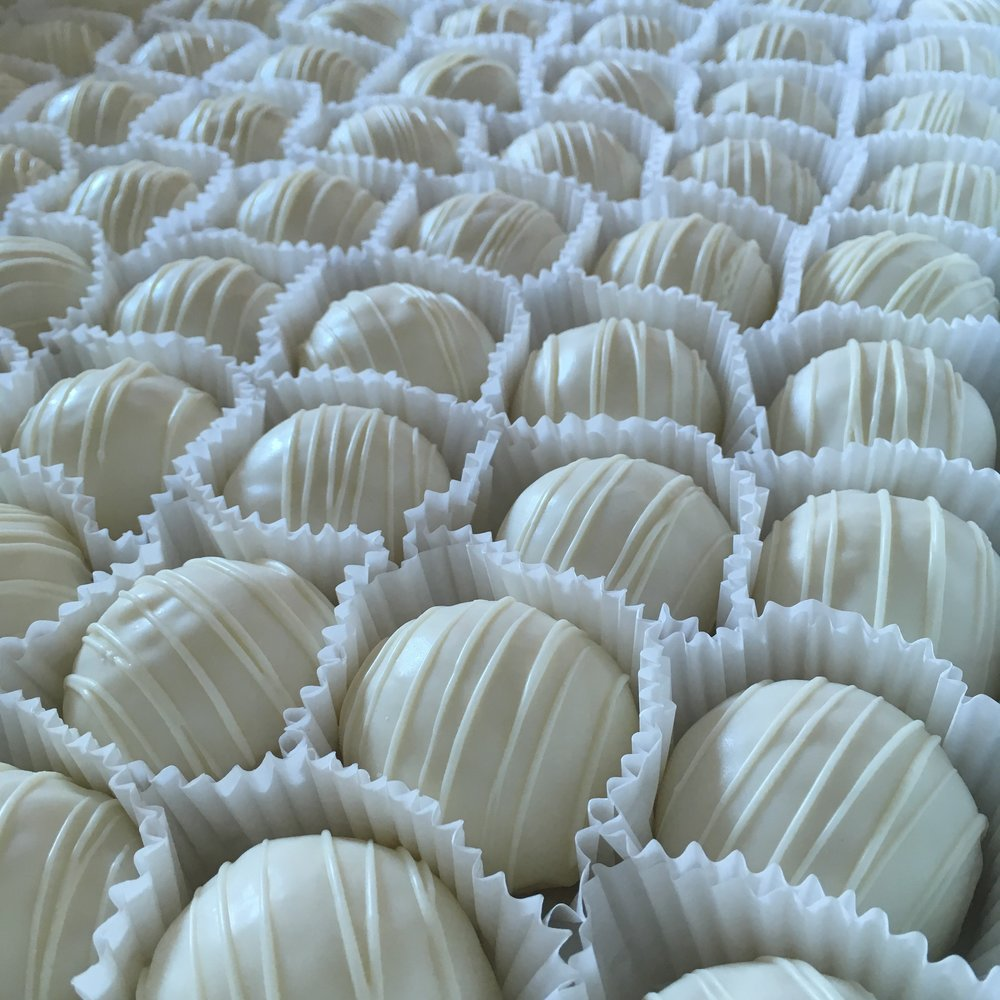 Just Because - Parties are more fun with cake balls!