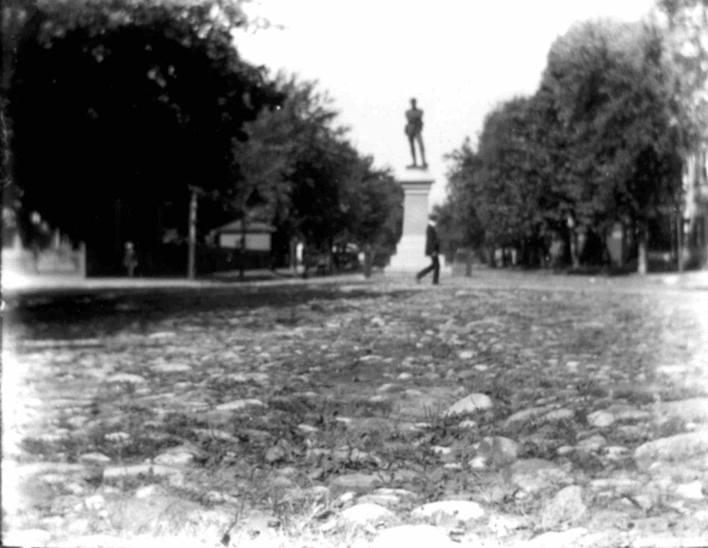 Appomattox Statue, 1889, Alexandria Special Collections