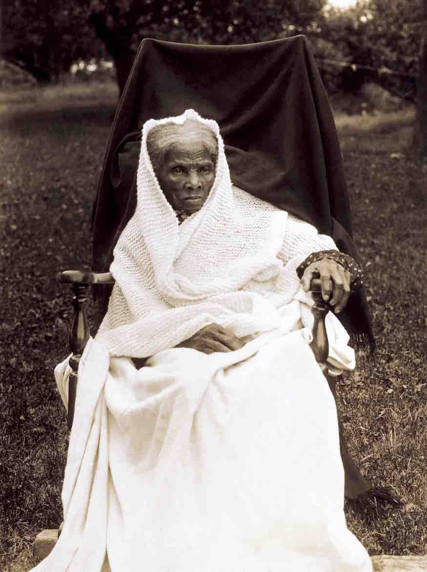 Harriet Tubman, 1911, from Wikipedia Commons