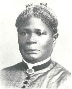 Salina Gray, photo taken post-Civil war