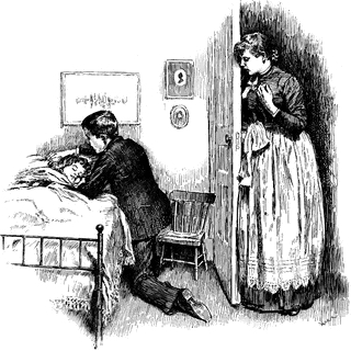 Often all you could do for a sick relative was comfort & lament. Image from Florida Center for Instructional Technology.
