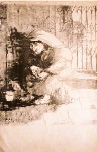 Eva-Frankfurther-Collecting-food-lithograph-34.5-x-29.5-cm-46-x-29.5-cm-LR-192x300.jpg