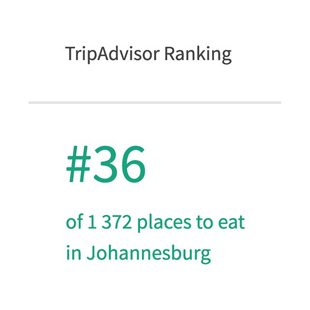 ⠀ ⠀ Thanks to you, our loyal customers, not only have we recieved a Trip Advisor certificate of excellence, but we have also moved up to #36 in their rankings - we appreciate your loyalty and support and hope to host you all here again soon.⠀ ⠀ #pronto #prontoitalianrestaurant #prontovino #food #wine #love #foodwinelove #winebar  #thingstodoinjhb #thingstodoinjoburg #tripadvisor #tripadvisorcertificateofexcellence #awards