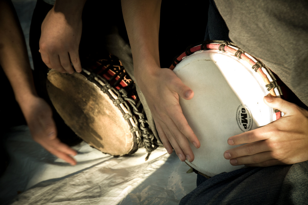 Campus Ministry_Outdoor Drumming-15.jpg