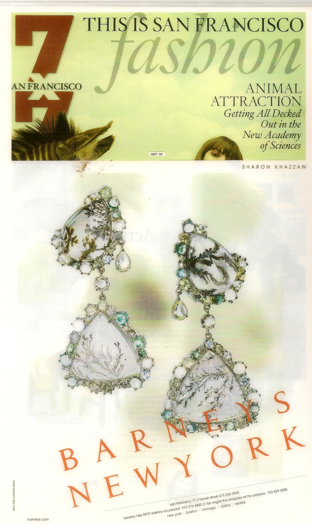2008-W Magazine -Arctic Earrings.jpg