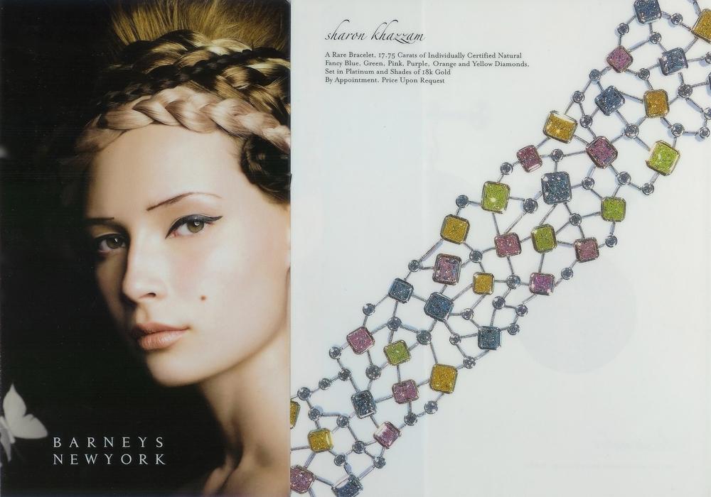 2004-Barneys Mailer-Rare Bracelet.jpg