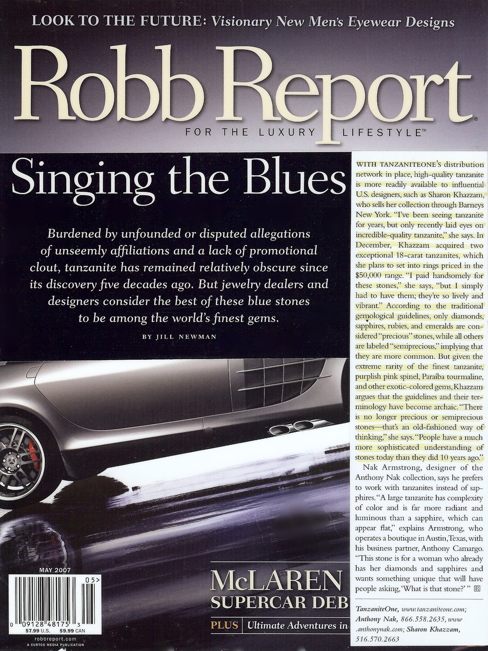 2007-Robb Report-Tanzanite Article.jpg