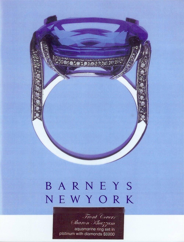 2009-Barneys Mailer-Aqua Ring.jpg