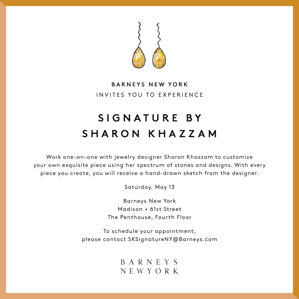 Events Sharon Khazzam