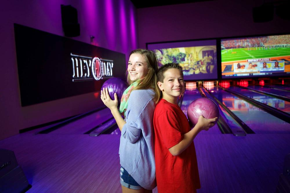Bowling for Kids
