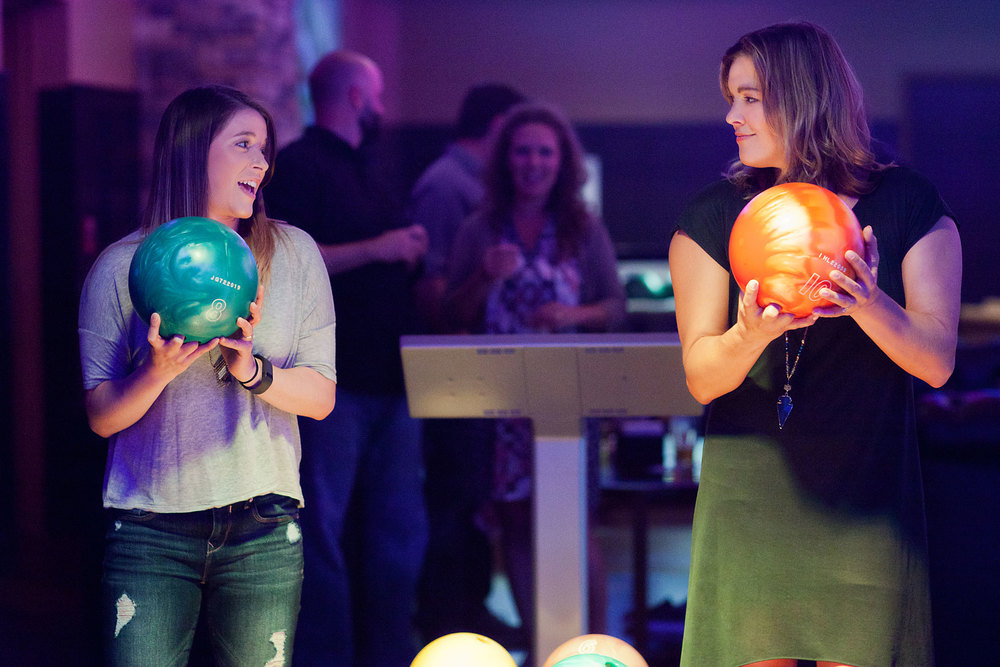 Fun Bowling Competition