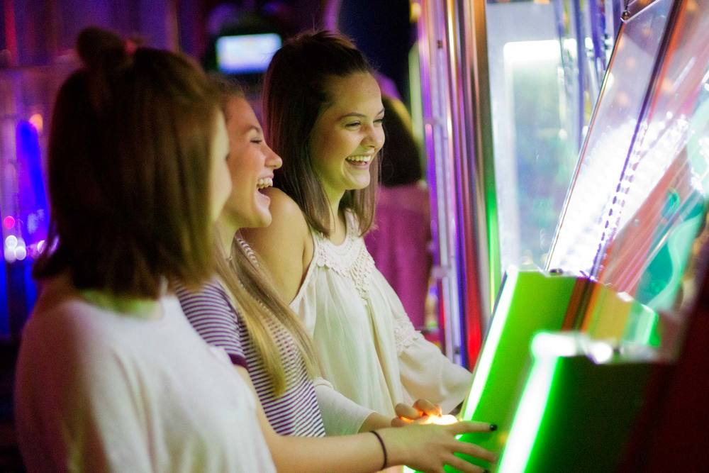 Fun All Age Arcade