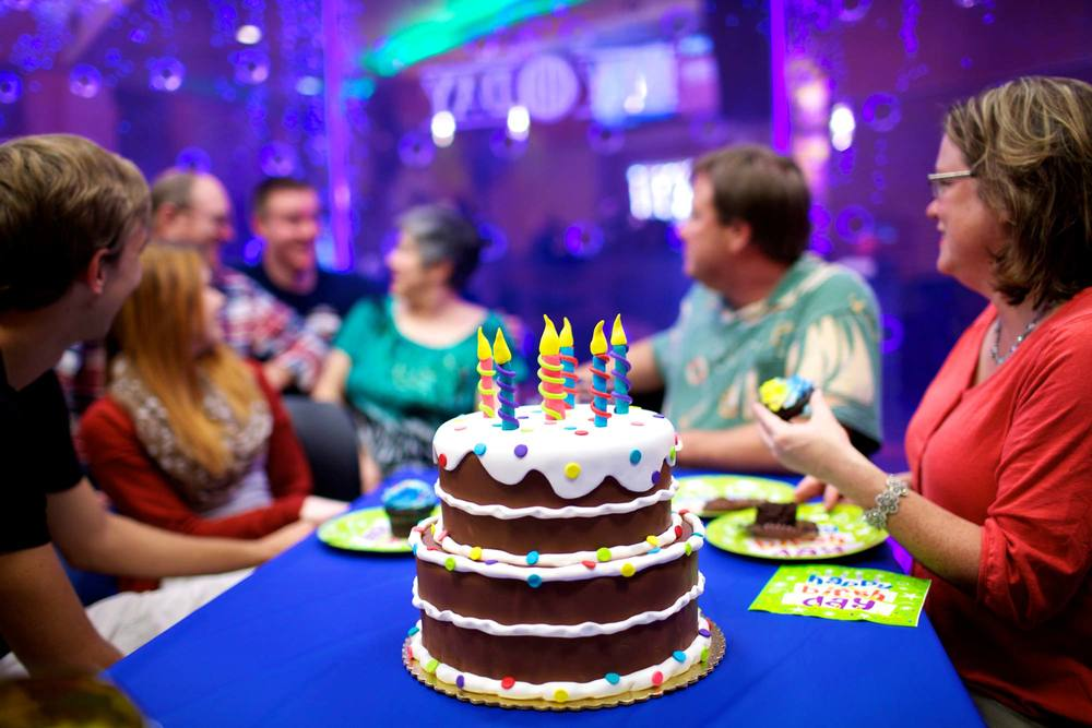 Adult Birthday Parties